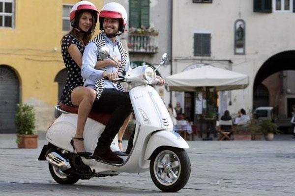 permuta scooter