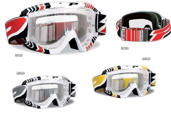 occhiali per motocross