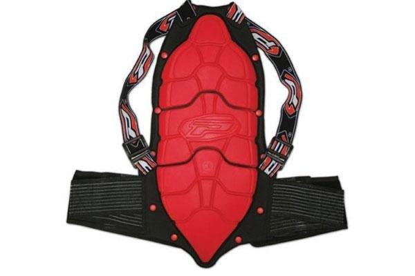 protezione per schiena