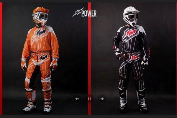 abbigliamento motociclista