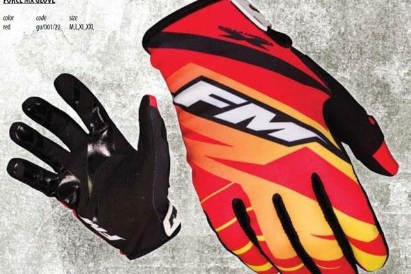 guanti motociclismo