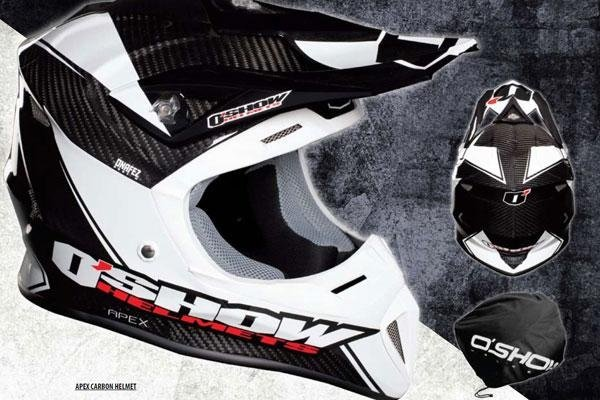 vendita casco moto