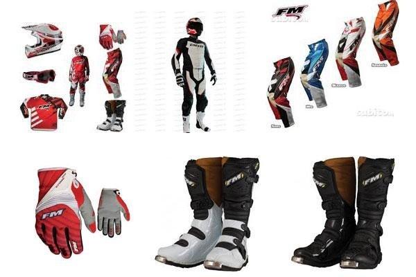 articoli per motociclismo