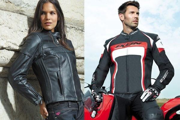 collezione moda per motociclisti