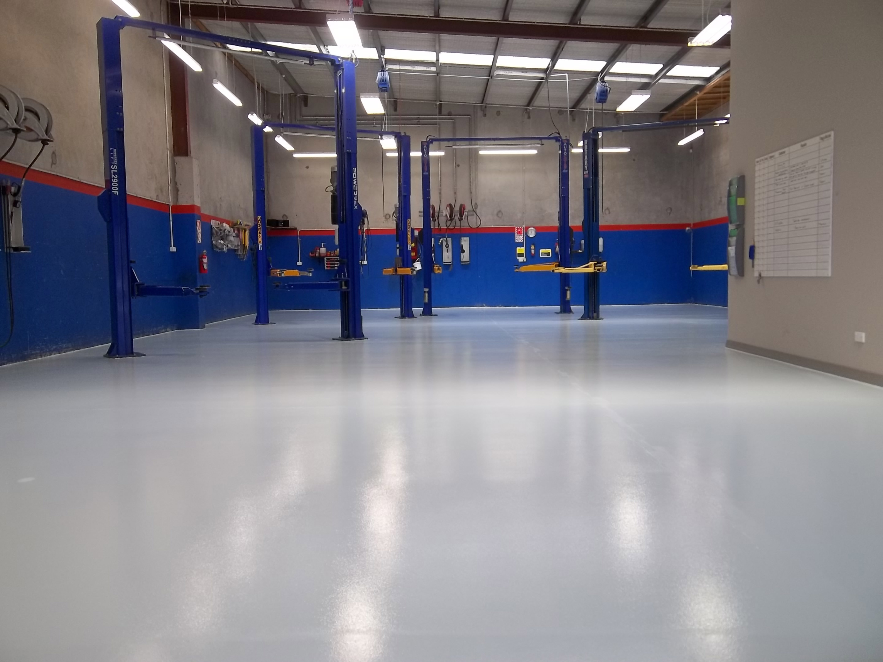 Industrial, Residential Floor and Wall paint coatings