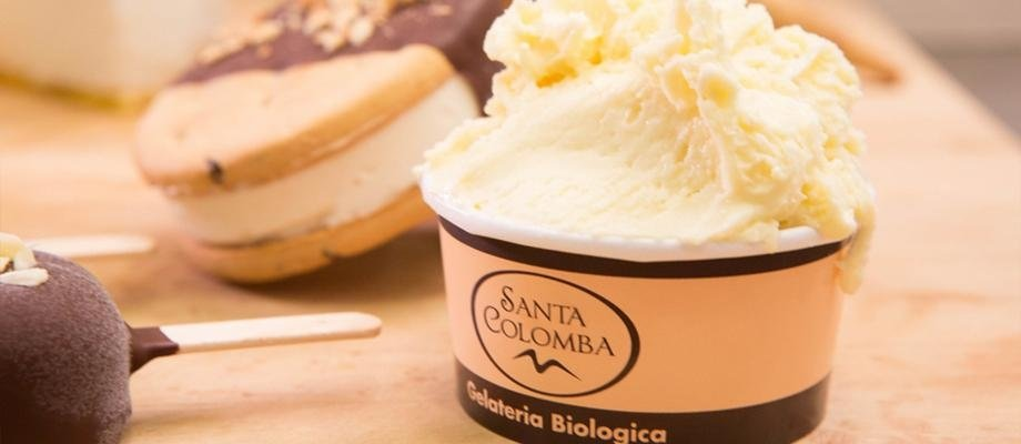 gelato biologico