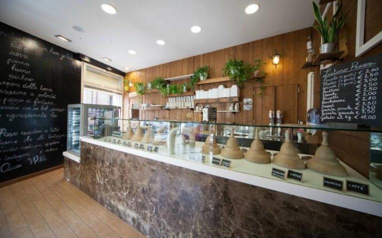 Gelato per vegani Gelateria Santa Colomba