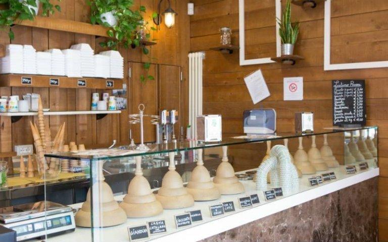Gelateria Santa Colomba Rimini produzione artigianale