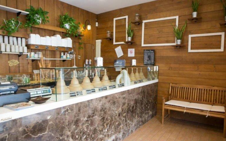 Gelateria Santa Colomba produzione propria
