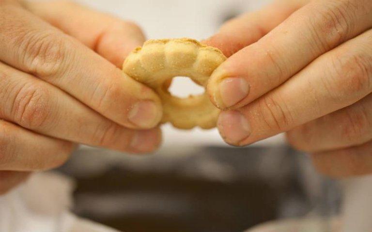 Produzione artigianale biscotti