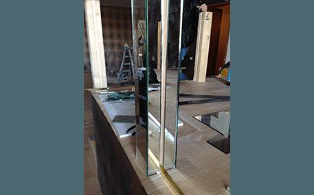 realizzazione specchi su misura