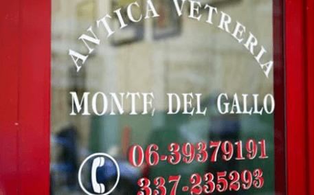 vetreria roma servizi