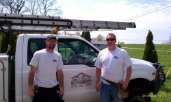 Our roofing service team in Elsmere, KY