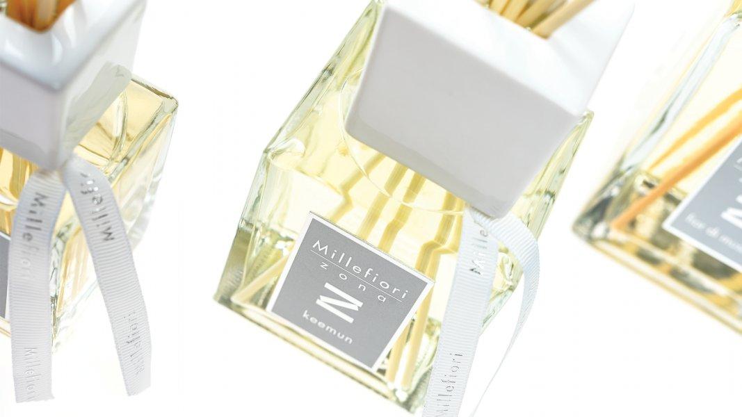 profumatore d'ambiente elegante a marchio Millefiori