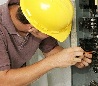 manutenzione impianti elettrici