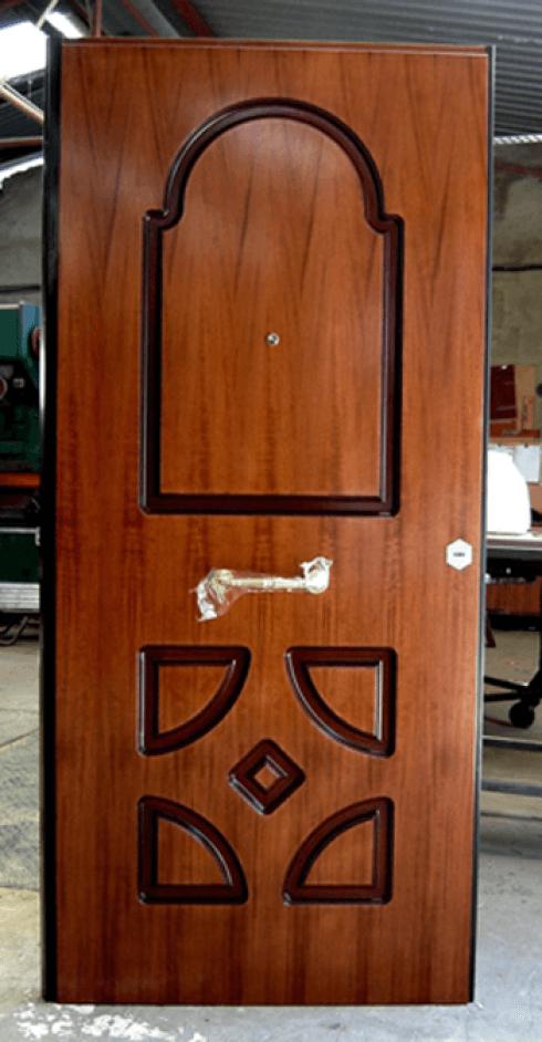 Progettazione di porte blindate