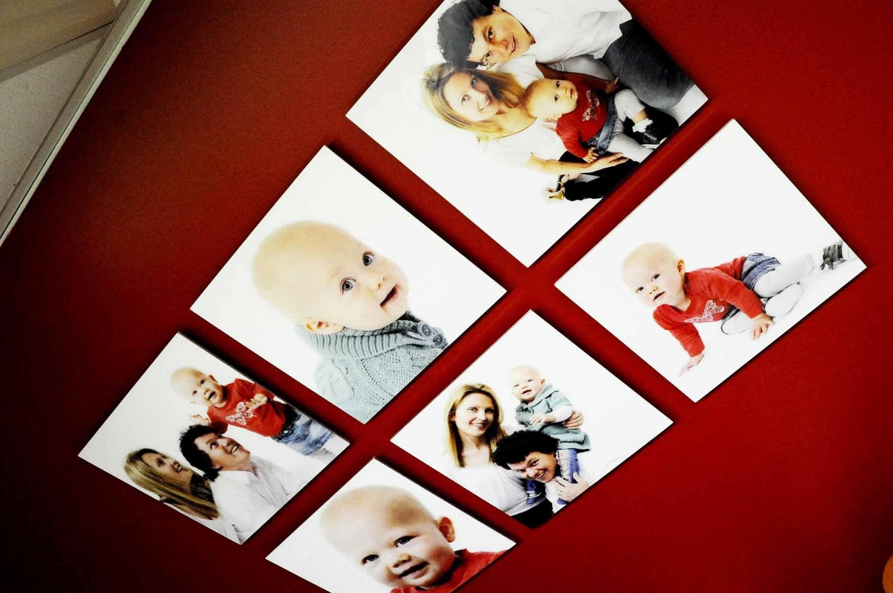 Personalised family album