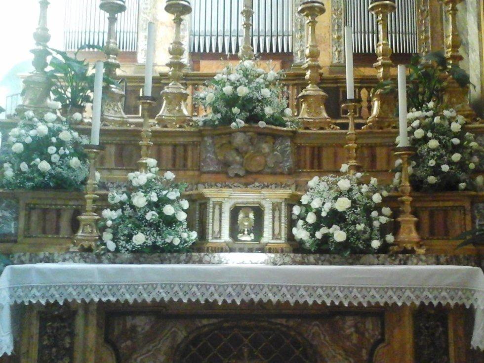 presbiterio di una chiesa