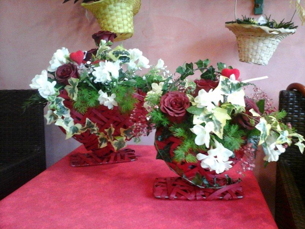 addobbi floreali e composizioni