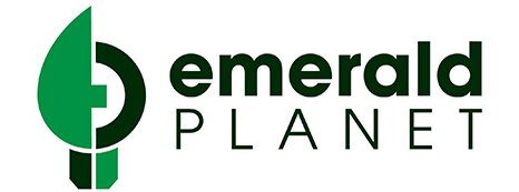 the saver group emerald planet logo