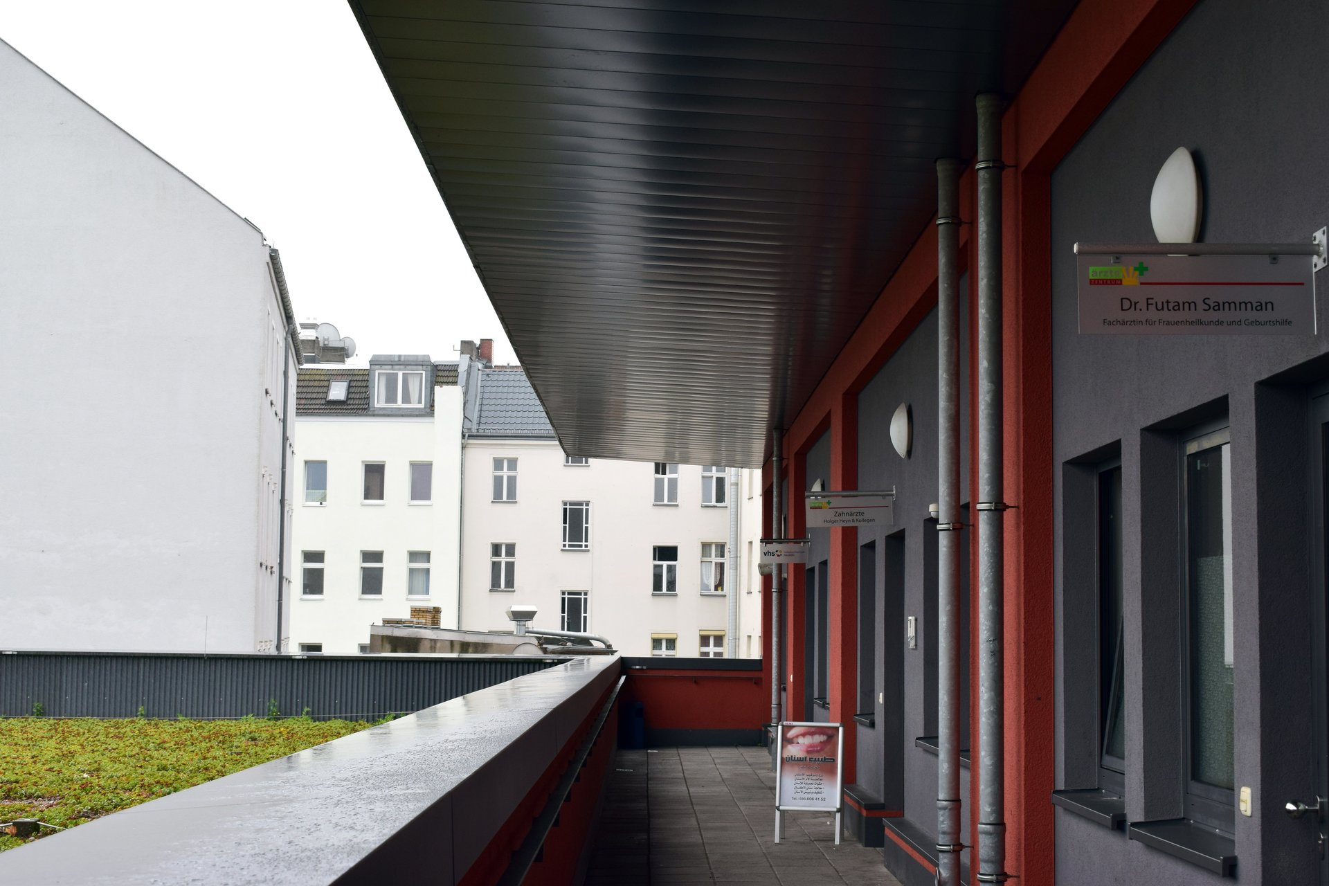 Herzlich willkommen in der Zahnarztpraxis Holger Heyn & Kollegen, Berlin-Neukölln