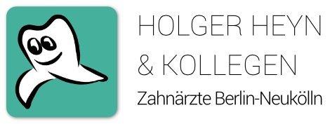 Logo Zahnarzt Holger Heyn Berlin Neukölln