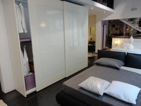 armadio scorrevole, anta quadra, alf dafrè, silenia astor, letto contenitore, armadio componibile