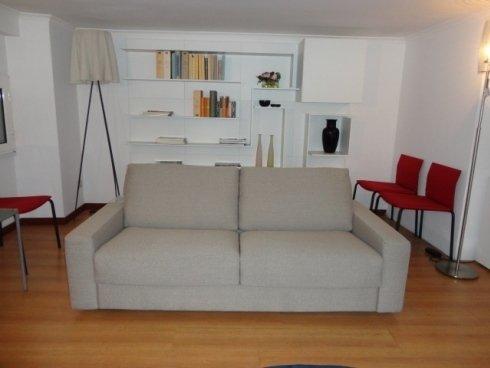 divano letto campeggi, divano letto XO, divano letto rete a doghe, divano letto rete elettrosaldata, libreia sospesa, libreria vita, sedia treunotre