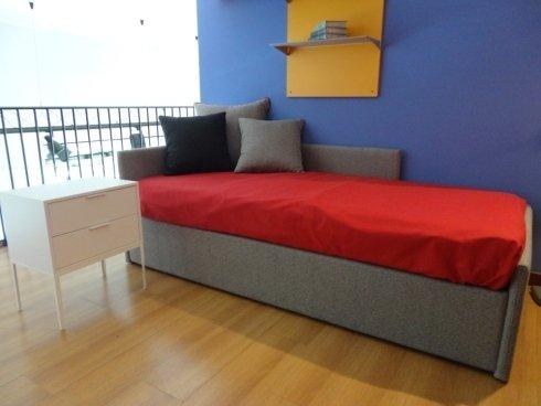 letto con secondo letto, doppio letto, frisetti arredamenti, divano letto
