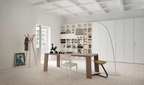 frisetti, libreria, porta tv, arredamenti, soggiorno