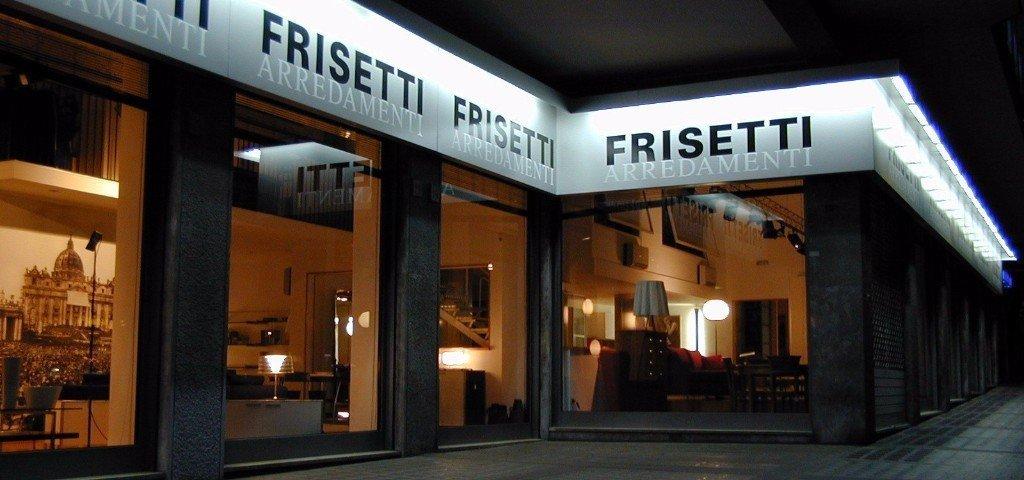 Arredamenti frisetti design roma for Frisetti arredamenti roma
