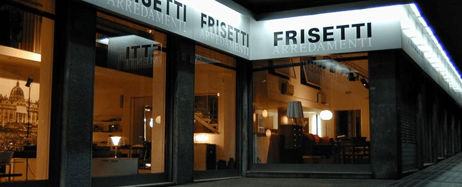 Arredamenti frisetti design roma for Arredamenti roma outlet