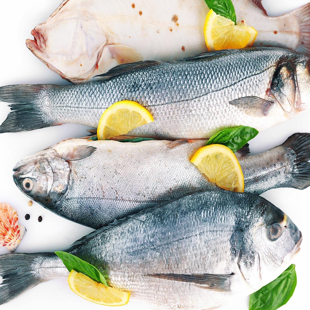 Pesce da cuocere o già pronto a Osteria del Pesce Fresco a Pieve A Nievole