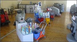 assistenza metodologie pulizia disinfezione