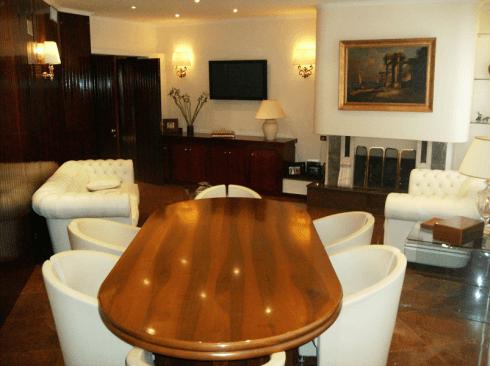 sala riunione studio di Barletta