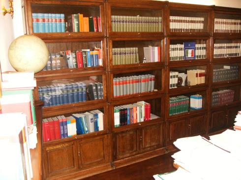 la nostra biblioteca studio di Barletta