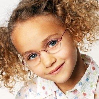 occhiali vista bambina