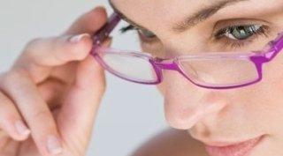 lenti a contatto e occhiali