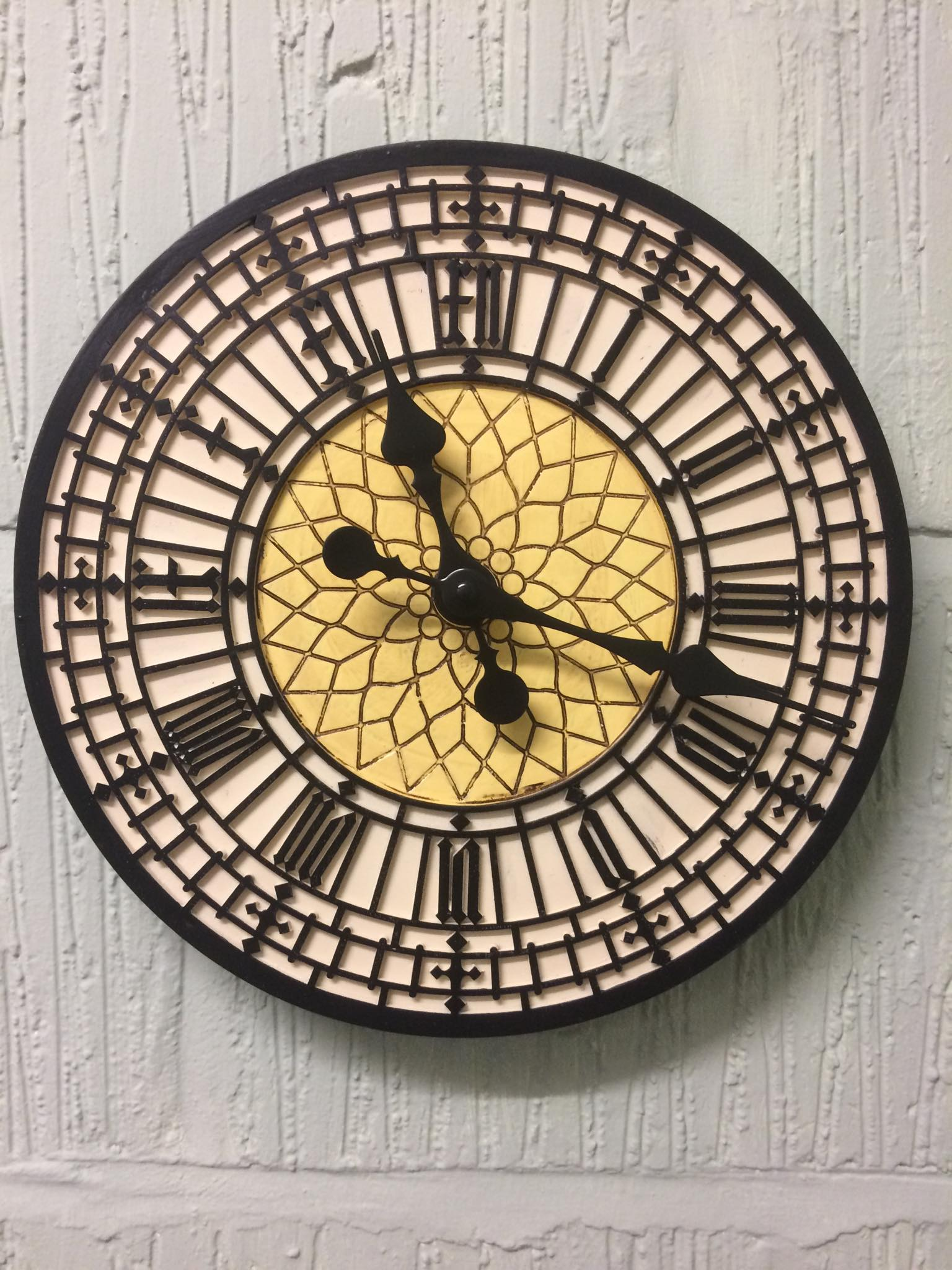 Westminster Style Clock