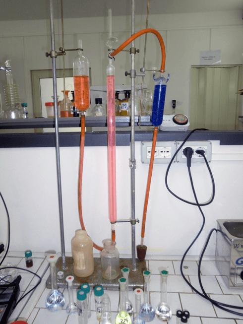 La S.C.P. si adopera per il controllo degli agenti chimici per igiene dei luoghi di lavoro.