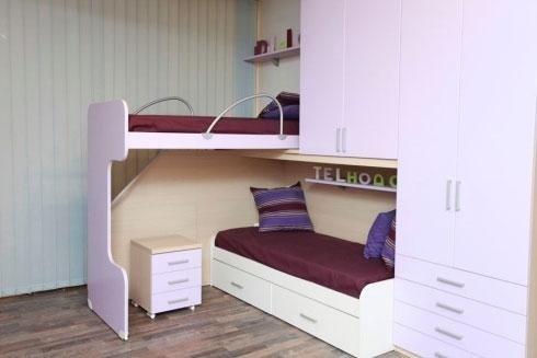 Camere da letto monza brianza lube creo store lissone by misuraerre - Camere da letto lissone ...