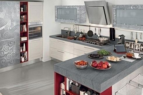 Produzione cucine moderne - Monza Brianza - Lube & Creo Store ...