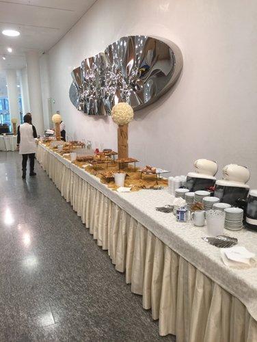 aperitivo e buffet