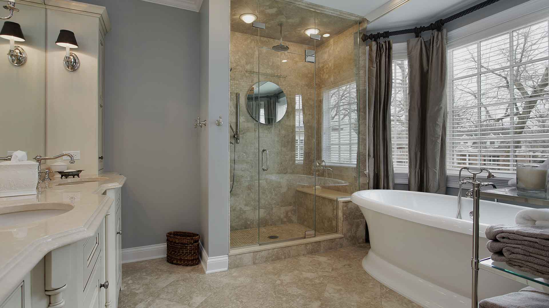 Best Bathroom Remodels Baybrook Remodelers Inc.