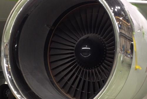 polishing engine inlets