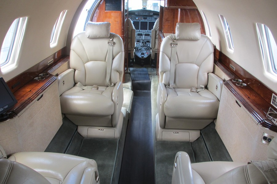 Aircraft Interior Cleaning
