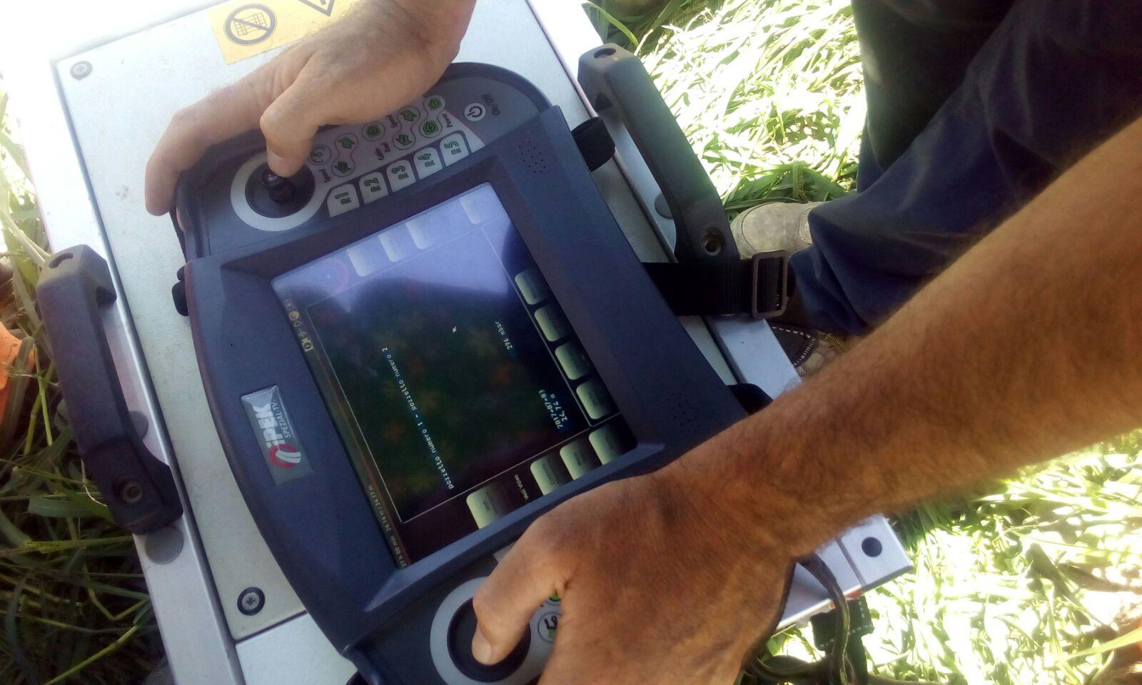 apparecchiatura elettronica per disinfestazione