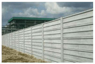Recinzioni in cemento latina picca augusto for Pali cemento per recinzione
