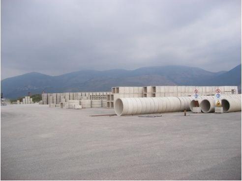 Produzione di tubi in calcestruzzo