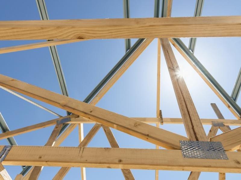 tetti legno